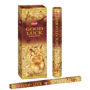 Betisoare parfumate HEM good luck BTP good luck