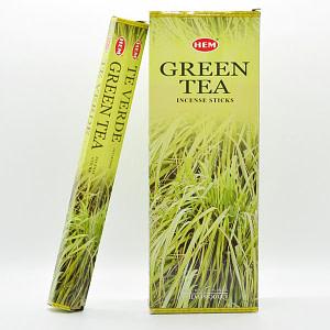 Betisoare parfumate HEM green tea BTP green tea