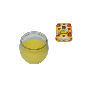 Lumanare citronella in pahar CIT MAI