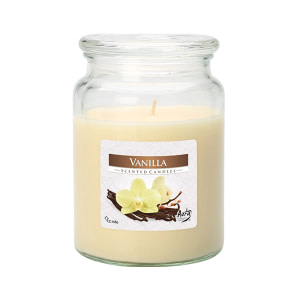 Lumanare parfumata in borcan SND99 67 Vanilie SND99 67