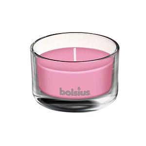 Lumanare parfumata in pahar mic true scents magnolie TRUS LPS 704 MAGNOLIE