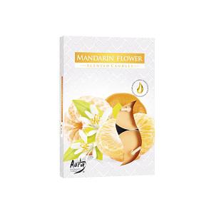 Lumanare pastila Floare de mandarin P15 203