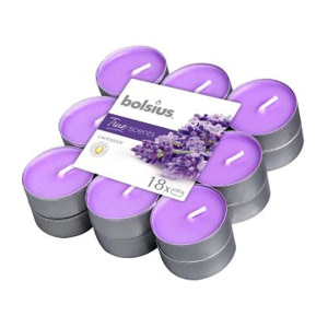 Lumanare pastila parfumata 18 buc lavanda PB18 77 Lavanda