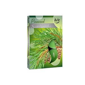 Lumanare pastila parfumata 6 bucset aroma pin P15 xx pin