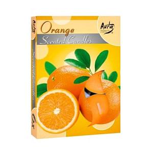 Lumanare pastila parfumata portocala P15 63 Portocala