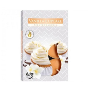 Lumanare pastila parfumata prajitura cu vanilie P15 202 Prajitura cu Vanilie