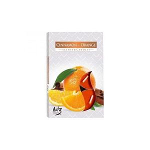 Lumanare pastila parfumata scortisoara si portocala P15 159