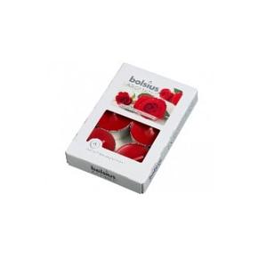 Lumanare pastila parfumata trandafir PB15 81 TRA