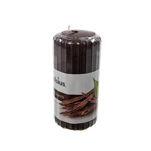 Lumanare stalp parfumata 120x58 mm true scents lemn de oud TRUS SPT 12058 770 lemn de oud