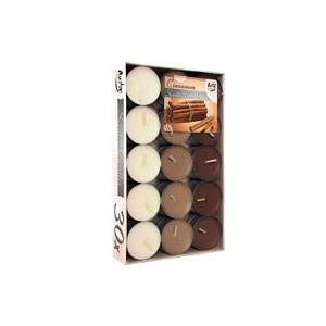 Lumanari pastila parfumate aroma scortisoara p30 xx p30 65 scortisoara