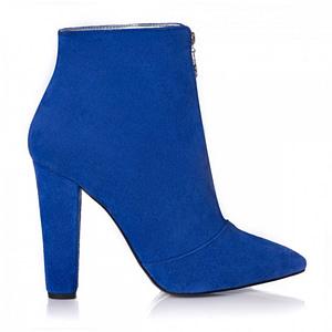 botine dama edina blue l45 2