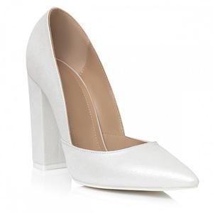 pantofi bej din piele naturala calla l25 1