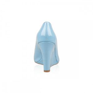 pantofi blue din piele lacuita celia 109 1