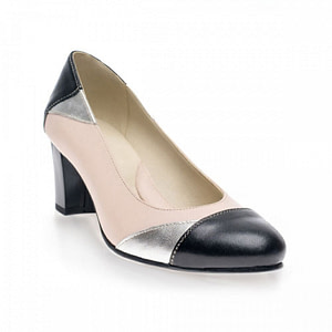 pantofi combi anafashion argintii 1