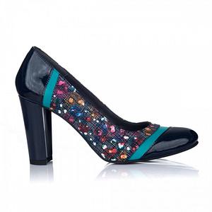 pantofi combi blue negru 1