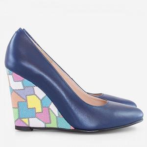 pantofi cu talpa ortopedica puzzle anafashion 1