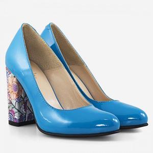 pantofi dama blue galaxy d120 1