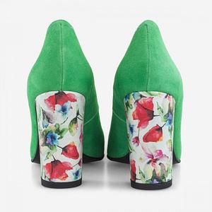 pantofi dama green galaxy d105 1