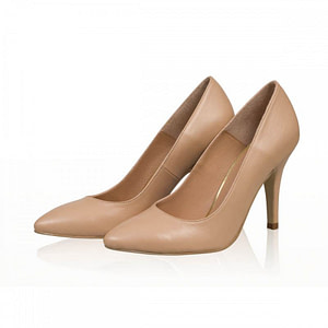 pantofi dama model p01n nude 2462 1