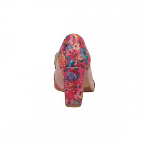 pantofi dama royal flower 1  1