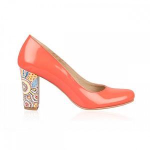 pantofi dama siena corai multicolor n40 1
