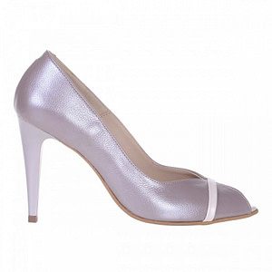 pantofi din piele naturala discret s33 1