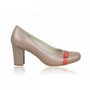 pantofi din piele naturala model 102