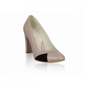pantofi din piele naturala model 51