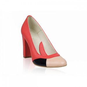 pantofi din piele naturala model 52