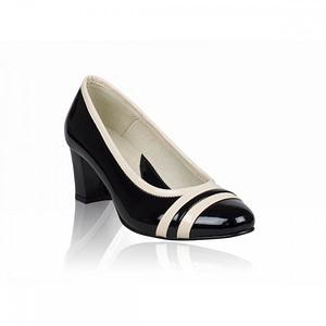 pantofi din piele naturala model a2