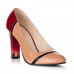 pantofi electra piele naturala s45 1