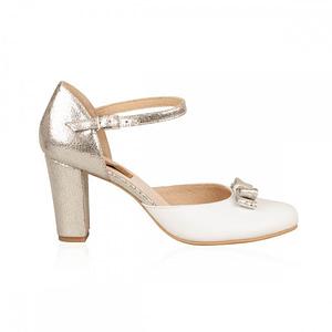 pantofi mireasa piele anafashion 1  3