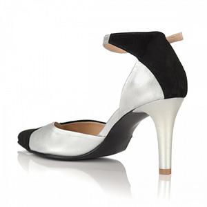 pantofi negri fashion din piele naturala c15 1