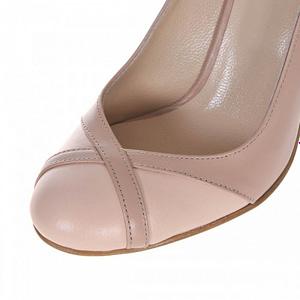 pantofi nude din piele naturala cromatic s7 1