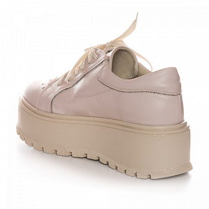 pantofi nude din piele naturala margo v11 1