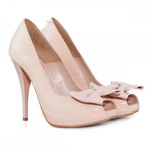 pantofi nude piele naturala samira d100 1