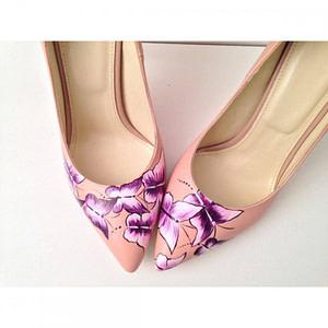 pantofi online butterfly la comanda