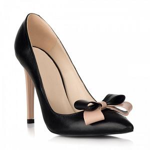 pantofi online stiletto chic negru 1