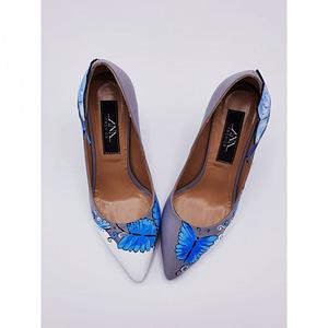 pantofi pictati manual anafashion 1  1 2