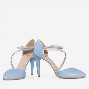 pantofi piele blue amore d10 1  1