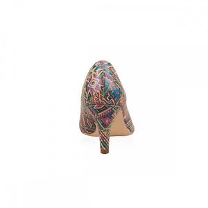pantofi piele clara rainbow n56 1