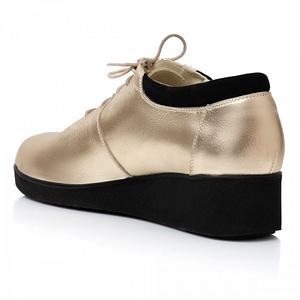 pantofi piele naturala aurii cora v5 1