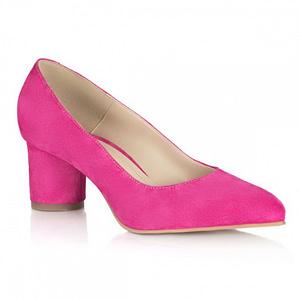 pantofi piele naturala fuchsia serena v11 1