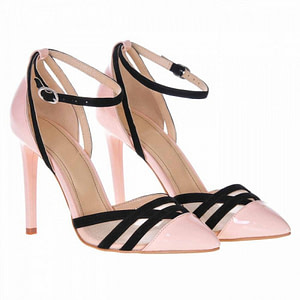 pantofi piele naturala lovely nude s21 1