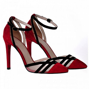 pantofi piele naturala lovely s100 1