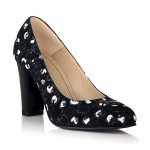 pantofi piele naturala miruna multicolor negru 1