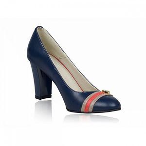 pantofi piele naturala model 100