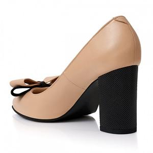 pantofi piele naturala stiletto toc 8cm 1  1