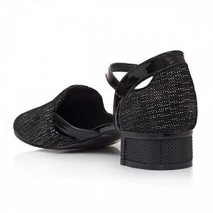 pantofi piele navy anafashion 1