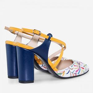 pantofi piele regina d600 1  1